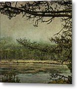 Monterey Bay - The Other Side Metal Print