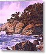 Monterey Glory Metal Print