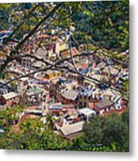 Monterosso From Above - Cinque Terre Metal Print