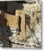 Montezuma's Castle Metal Print