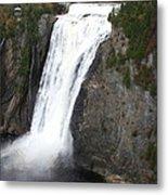 Montmorency Falls - Canada Metal Print