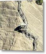 Montmorency Falls Stairway Metal Print