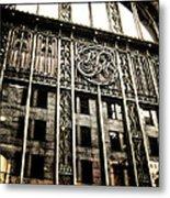 Montreal Rm En Couleur Metal Print