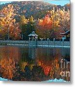 Montreat Autumn Metal Print