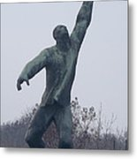 Monument To The Martyrs Of The Counter-revolution Metal Print