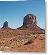 Monument Valley 3 Metal Print