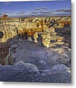 Monument Valley 4 Metal Print