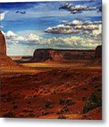 Monument Valley 8 Metal Print
