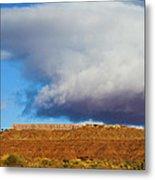 Monument Valley Ut 2 Metal Print