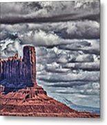 Monument Valley Ut 6 Metal Print
