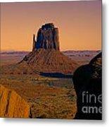 Monument Valley -utah V15 Metal Print