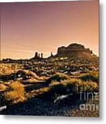 Monument Valley -utah V7 Metal Print