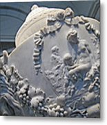 Monumental Urn -- By Clodion? Metal Print