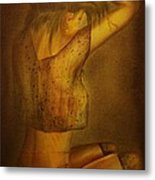 Mood For Love-original Sold-buy Giclee Print Nr 33 Of Limited Edition Of 40 Prints   Metal Print