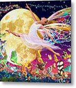 Moon Fairy Variant 1 Metal Print