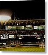 Moon In The Arches Edited 2 Metal Print