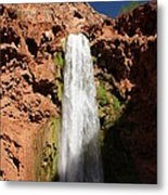 Mooney Falls Grand Canyon Metal Print