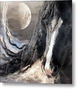 Moonlight And Valentino Metal Print