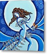 Moonlight Dancer Metal Print by Joseph Sonday
