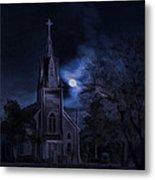 Moonlight Metal Print by Hazel Billingsley