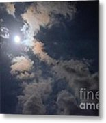 Moonlight Madness Metal Print