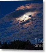Moonscape Metal Print by Robert Bales