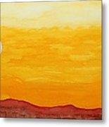 Moonshine Original Painting Sold Metal Print
