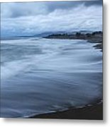 Moonstone Beach Surf 2 Metal Print