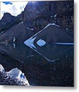 Moraine Lake #4 Metal Print