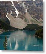 Moraine Lake - Alberta - Canada Metal Print