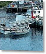 More Boats Metal Print