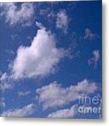 More Clouds Metal Print
