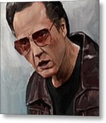 More Cowbell Metal Print