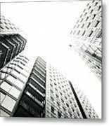More Grids And Lines Metal Print