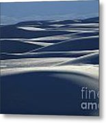 More Layers Metal Print