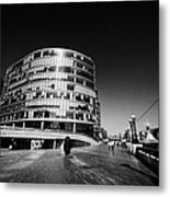 more london riverside place with the scoop London England UK Metal Print