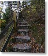 More Stairs Metal Print