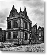Moreton Corbet Castle Metal Print