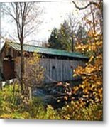 Morgan Bridge 2 Metal Print
