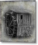 Morgan's Mill Metal Print