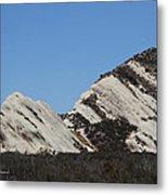 Morman Rocks Metal Print