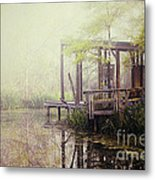Morning At The Nature Center Metal Print by Katya Horner