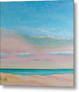 Morning Bliss IIi Metal Print