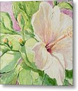 Morning Bloom Metal Print