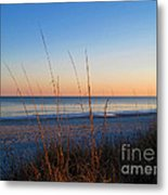 Morning Has Broken At Myrtle Beach South Carolina Metal Print