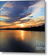 Morning Mirror Metal Print