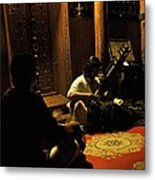Morning Ragas Metal Print by Lee Stickels