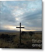 Morning Sunrise Metal Print by Marcus Maiden