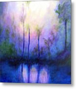 Morning Symphony Metal Print