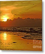 Morning Tide Metal Print